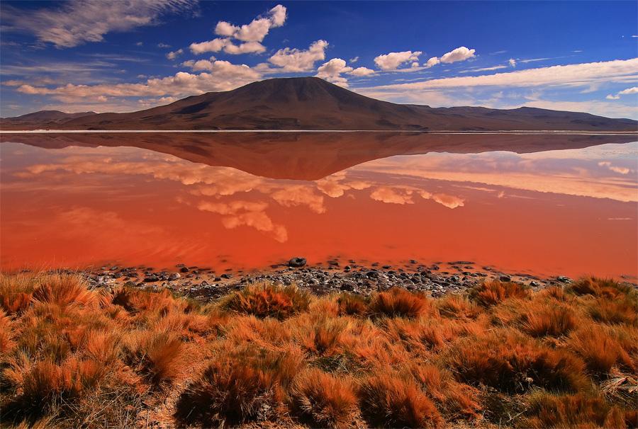 Day 3: Desierto de Siloli - Uyuni (B, L)