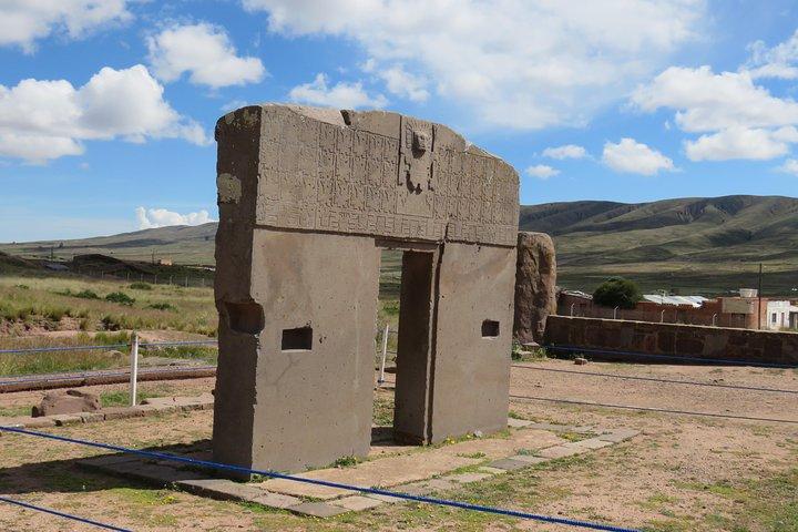 La Paz - Tihuanacu - La Paz.