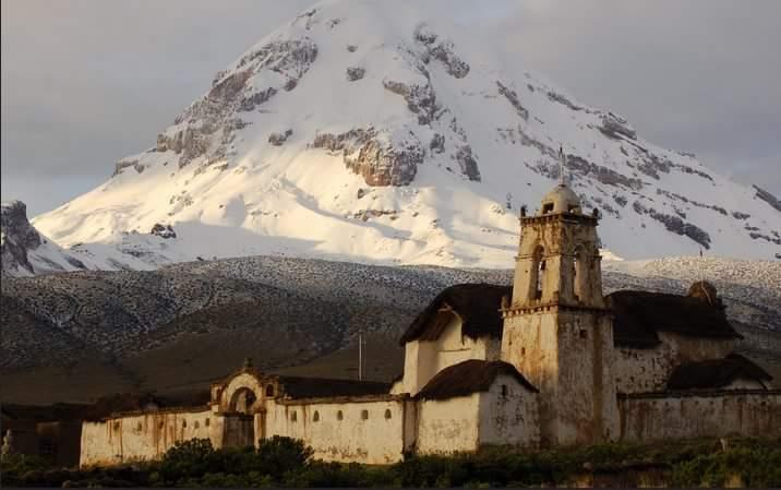 Day 1: La Paz - National Park SAJAMA (L, D)